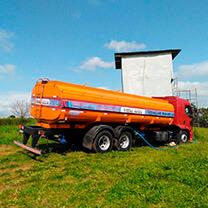 Abastecimento de Água Potável no Parque do Carmo