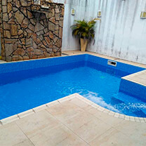 Água para Piscinas Brasilândia