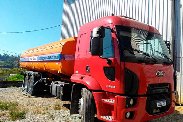 Transporte de Água Jardim Iguatemi
