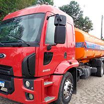 Caminhão Pipa Santana