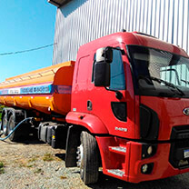Transporte de Água Bonsucesso